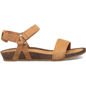 Teva Mahonia Stitch Sandals Women chipmunk